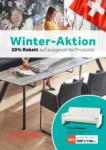 Schubiger Möbel Winter-Aktion - bis 23.02.2020