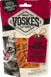 Voskes Snack für Katzen, Adult, Cat Treats Huhn
