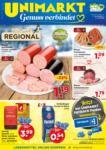 Unimarkt Unimarkt Flugblatt Niederösterreich - gültig von 15.1. bis 21.1. - bis 21.01.2020