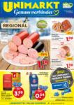 Unimarkt Unimarkt Flugblatt Salzkammergut/Hausruck - gültig von 15.1. bis 21.1. - bis 21.01.2020