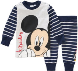 Micky Maus Schlafanzug, 2-teilig