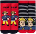 Ernsting's family - Tenorio 2 Paar Feuerwehrmann Sam Stoppersocken im Set