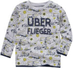 Ernsting's family Jungen Langarmshirt mit Allover-Print - bis 23.02.2020