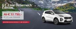 Kia Sportage GT-Line Österreich Edition