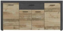 Sideboard Opus, Old-Wood-Nachbildung hell/Matera
