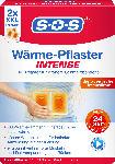 dm-drogerie markt SOS Wärme-Pflaster Intense