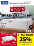 Dänisches Bettenlager Wochenangebote - bis 26.01.2020