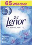 real Lenor Waschmittel 65/47 Waschladungen, versch. Sorten, jede Packung/Flasche - bis 25.01.2020