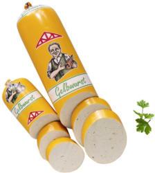 Grasmehr Gelbwurst mit leichter Zitronennote, je 100 g