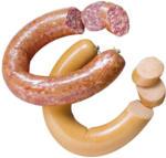 real Klaas + Pitsch Schinkenstreich-Mettwurst grob oder fein, im Ring, je 100 g - bis 25.01.2020