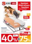 XXXLutz Die besten Matratzen zum besten XXXLutz Preis - bis 26.01.2020