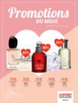 IMPORT PARFUMERIE Promotions du mois - al 17.02.2020