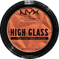NYX PROFESSIONAL MAKEUP Puder High Glass Illuminating Powder Golden Hour 03