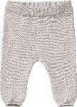 dm-drogerie markt ALANA Baby Hose, Gr. 62, in Bio-Baumwolle und Bio-Schurwolle, grau, für Mädchen und Jungen