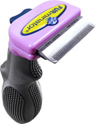 FURminator Short-Hair deShedding Tool Small Cat S