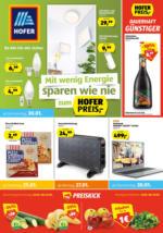HOFER-Online Flugblatt - gültig ab Sa 25.1., Mo 27.1., ab Do 30.1.
