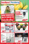 bauSpezi Baumarkt bauSpezi Parsberg - bis 22.02.2020