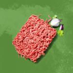 real Frisches Bio Rinderhackfleisch, Hackfleisch gemischt (aus Schweine- und Rindfleisch) oder Lammhackfleisch jede 350-g-SB-Packung - bis 01.02.2020