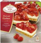real Coppenrath & Wiese  Lust auf Kuchen Erdbeer Cheesecake oder Feiner Apfel gefroren, jede 550/580-g-Packung und weitere Sorten - bis 01.02.2020