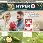 Hyper U VIVEZ UNE SAINT VALENTIN PLEINE D'ÉMOTIONS SPÉCIAL BIJOUX - au 15.02.2020