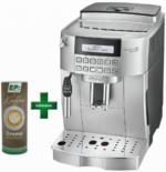 DeLonghi ECAM 22.320.SB Silber + EP: Bohnenkaffee - Crema Dose 250g
