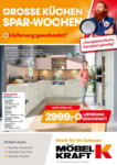 Möbel Kraft Große Küchen-Spar-Wochen - bis 24.03.2020