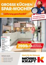 Große Küchen-Spar-Wochen
