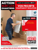 Vos projets chauffage et isolation