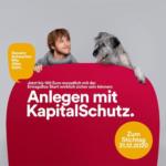 BAWAG PSK Filiale Anlegen mit KapitalSchutz - bis 31.03.2020