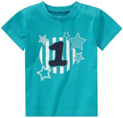 Baby T-Shirt mit Geburtstagszahl