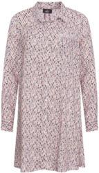 Damen Hemdbluse mit Allover-Print