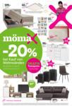 MömaX 20% auf Wohnwände - bis 15.02.2020