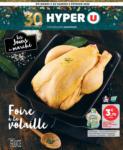 Hyper U LES JOURS DU MARCHE FOIRE À LA VOLAILLE - au 08.02.2020