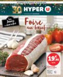 Hyper U LES JOURS DU MARCHÉ FOIRE AU BOEUF - au 08.02.2020