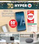 Hyper U OFFREZ VOUS LES NOUVELLES TECHNOLOGIES - au 15.02.2020