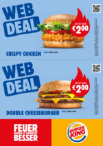 Burger King - Web Deal