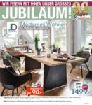 Möbelstadt Sommerlad Jubiläum! Modernes Wohnen - bis 15.02.2020