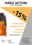 Hammerl TextilCare Hammerl TextilCare 2020 - bis 20.03.2020