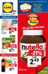 Lidl Österreich LIDL Flugblatt Food - bis 12.02.2020