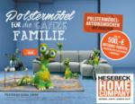 Hesebeck Home Company Polstermöbel für die ganze Familie - bis 29.02.2020