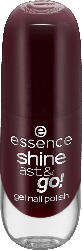 essence cosmetics Nagellack shine last & go! gel nail polish Don't Stop Believing 57