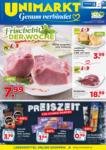 Unimarkt Unimarkt Flugblatt - gültig von 5.2. bis 11.2. - bis 11.02.2020