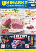 Unimarkt Flugblatt - gültig von 5.2. bis 11.2.
