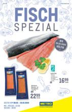 METRO Flugblatt - Fisch Spezial - 6.2. bis 26.2.