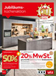 XXXLutz Amstetten XXXLutz Flugblatt - Jubiläumsküchenaktion - gültig von 10.2. bis 22.2. - bis 22.02.2020