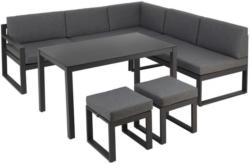 Lounge-Sofa-Set 5-teilig