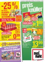 Maximarkt Flugblatt 10.02. bis 15.02.