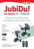 BabyOne JubiDu! der Woche - 13.2. bis 19.2.