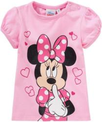 Minnie Maus T-Shirt mit großem Print