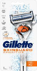 Gillette Skinguard Sensitiv Rasierer Flexball